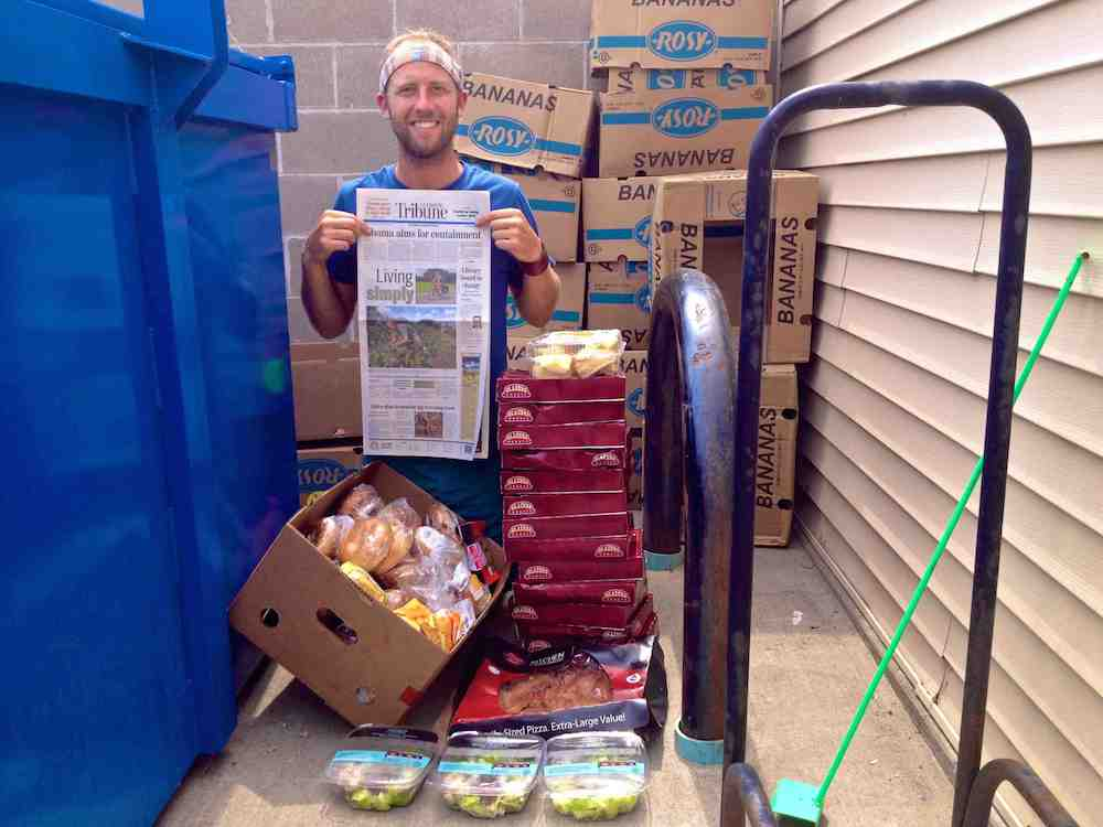Rob Greenfield's Guide to Dumpster Diving 11