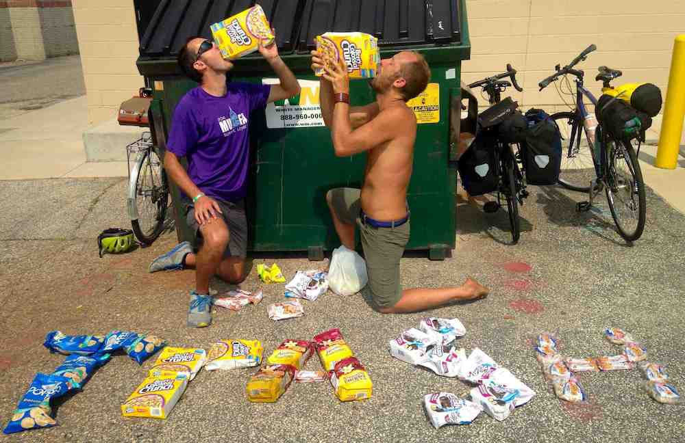 Rob Greenfield's Guide to Dumpster Diving 12