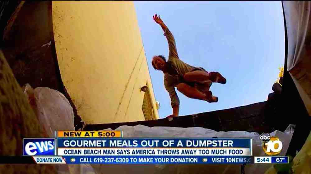 Rob Greenfield's Guide to Dumpster Diving 17