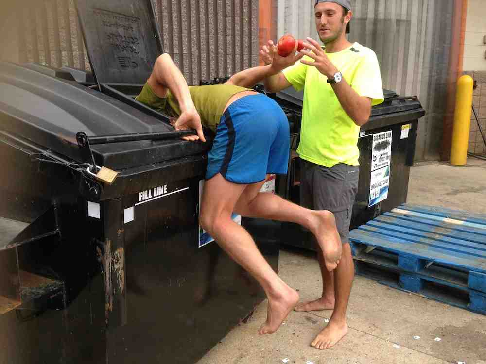 Rob Greenfield's Guide to Dumpster Diving 20