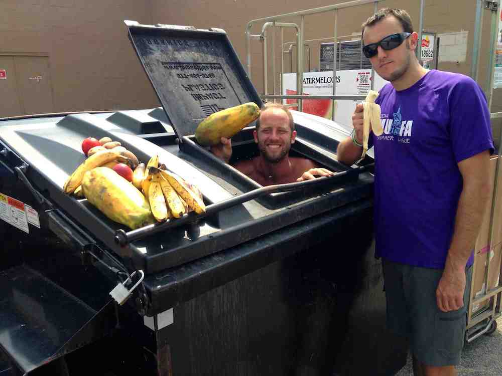 Rob Greenfield's Guide to Dumpster Diving 23
