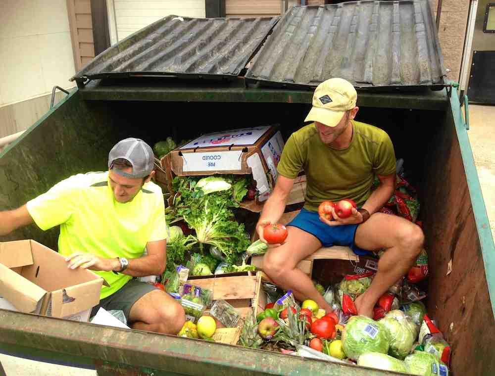 Rob Greenfield's Guide to Dumpster Diving 9