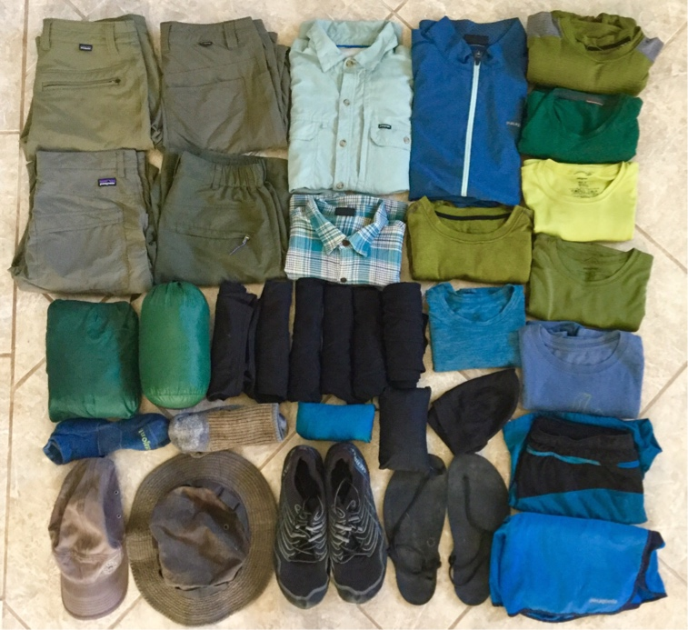 My 111 Possessions- clothes