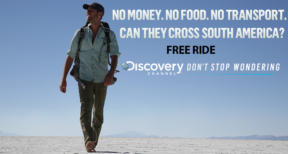 Free Ride Discovery Channel