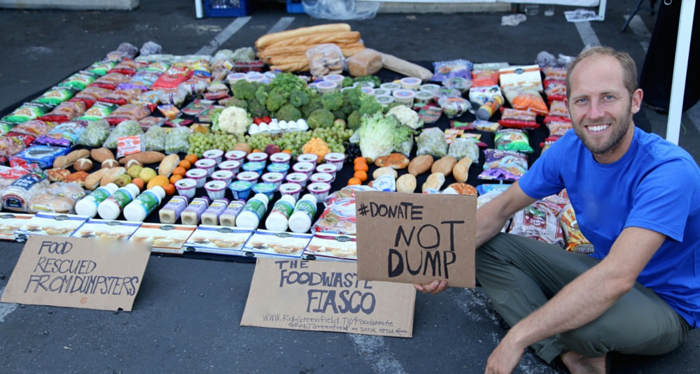 Los Angeles Food Waste Fiasco Rob Greenfield