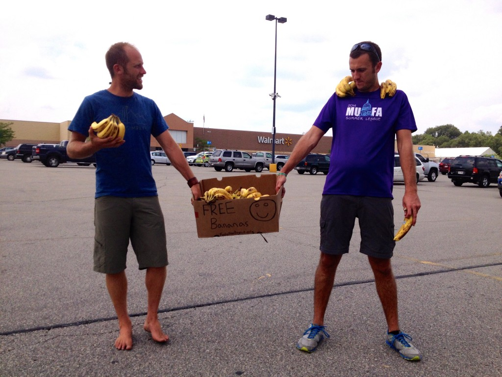 Dumpster Diving Across Wisconsin with Rob Greenfield