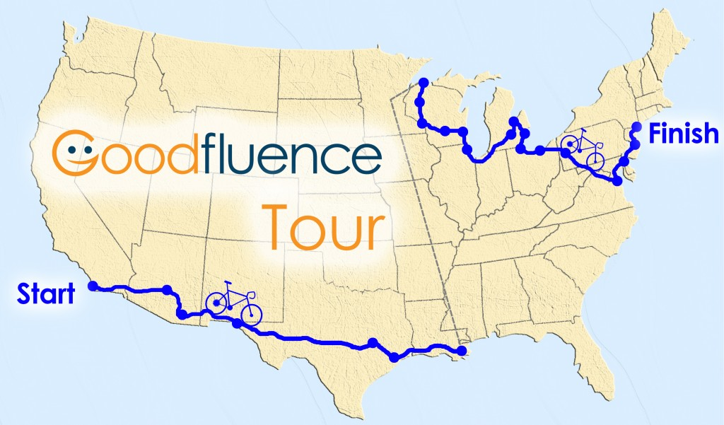 Goodfluence Tour