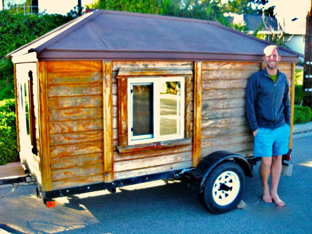 I'm a tiny home owner and it's really really tiny