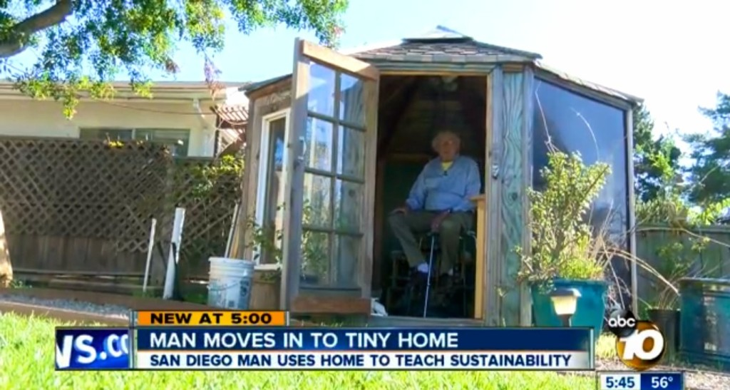 My TIny Home is in the News and I haven't even moved in yet 2