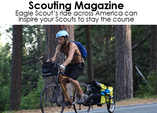 Rob Greenfield Scouting Magazine