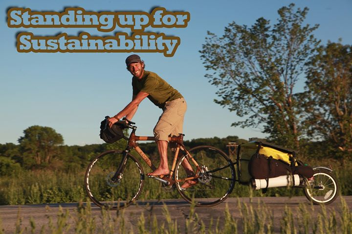 Standing for Sustainability